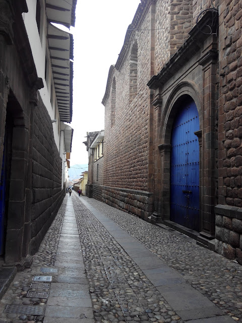 Calle del Sol (Intik'ijllu) Cuzco