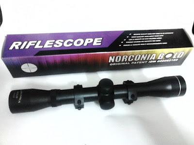 teleskop senapan angin