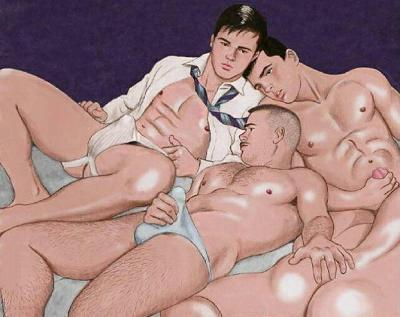 tom of finland erotic art