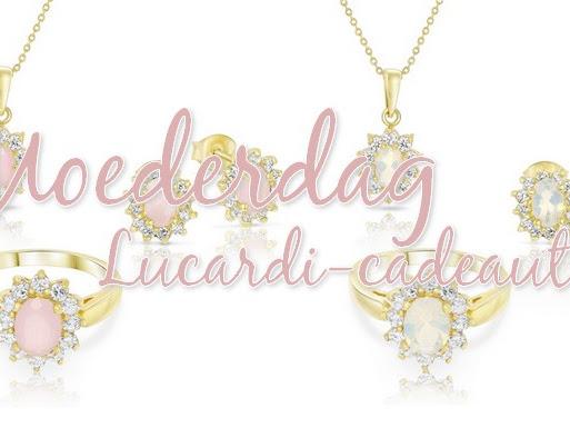 Moederdag Lucardi-Cadeautip!