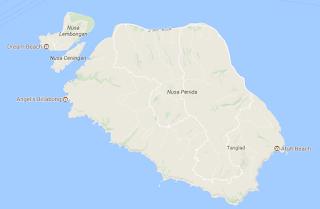 Inilah 45 Tempat Wisata Yang Ada Pulau Nusa Penida