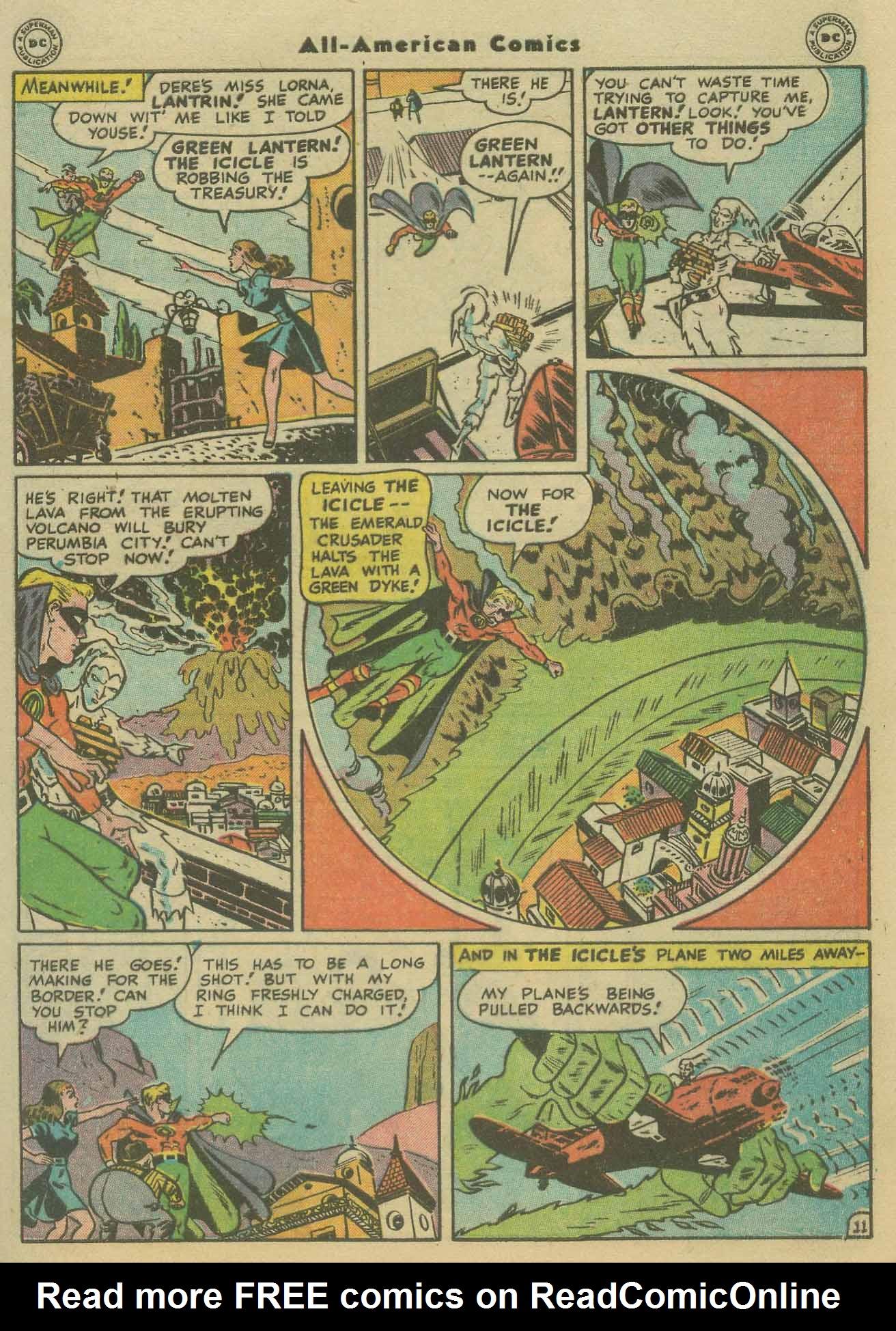Read online All-American Comics (1939) comic -  Issue #92 - 13