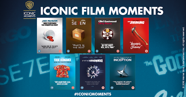 Warner Bros UK Iconic Moments Collection
