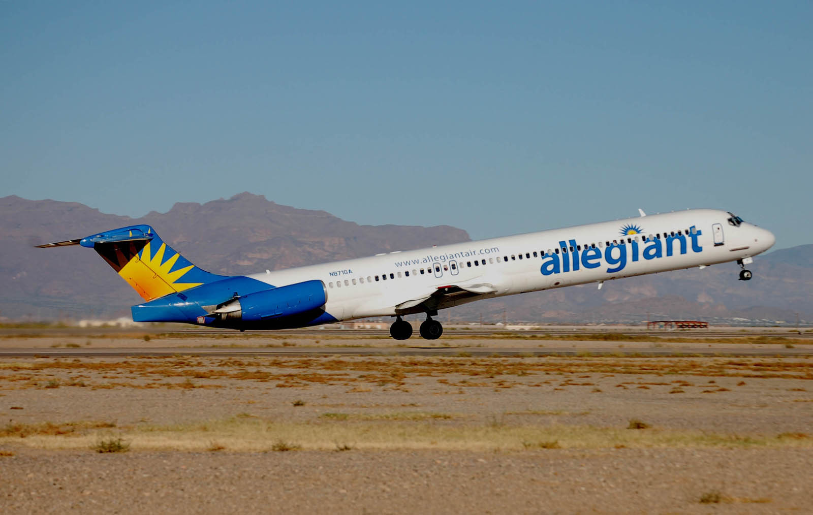 Allegiant's low-cost, high-efficiency, all-jet passenger airline offers air travel both on a stand-alone basis and bundled with travel products such as hotels, car rental and entertainment tickets.