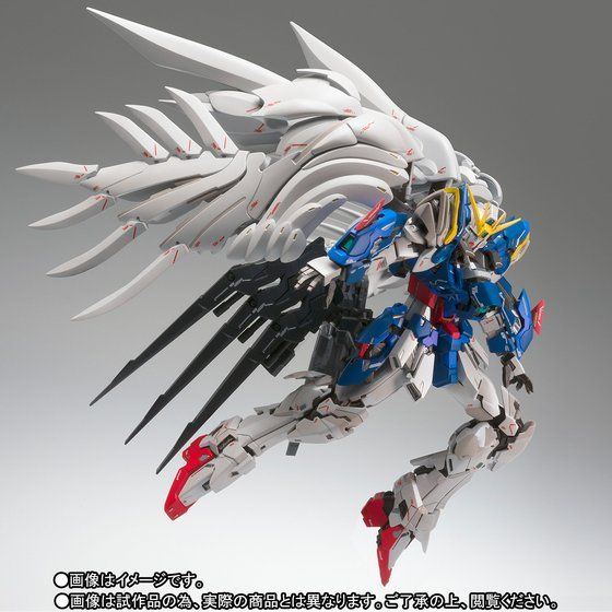 Gundam Fix Figuration Metal Composite [GFFMC] Wing Gundam Zero Custom EW