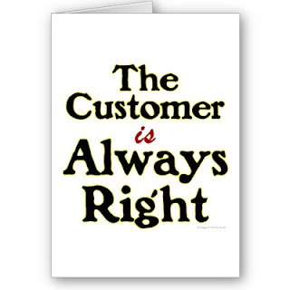 Pelanggan Sentiasa Betul
