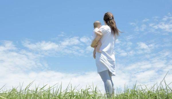 Nước mắt người đàn bà gửi con cho ngoại để theo chồng - Ảnh 1