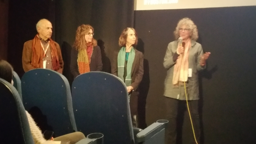 Angkor's Children filmmakers at IFFBoston
