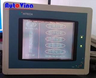 Đại lý phân phối màn hình cảm ứng Hmi Hitech PWS1760-STN