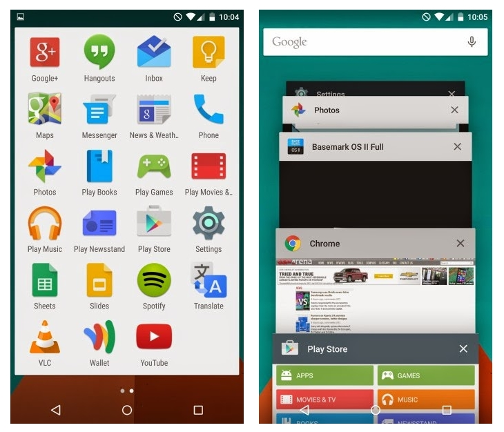 Top Five Android 5 0 Lollipop Free Download - Circus
