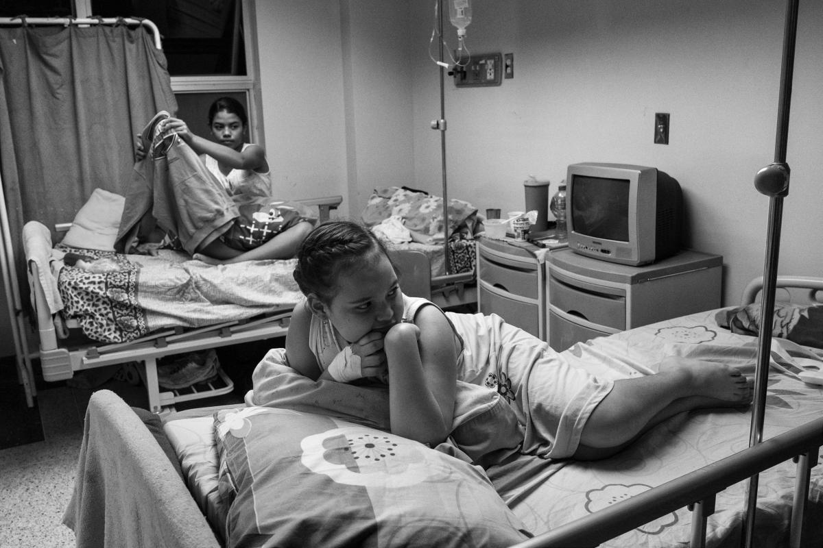Alvaro ybarra zavala getty images reportage for timeat the children s hospital j m de los rios in caracas venezuela shortages of food and medicine have