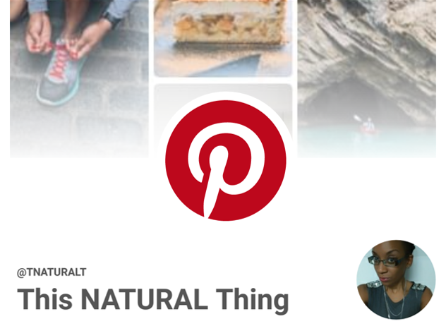 This NATURAL Thing on Pinterest