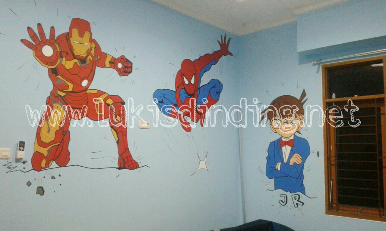 Lukisan Dinding  Lukis Tembok  Lukis Dinding Untuk Kamar