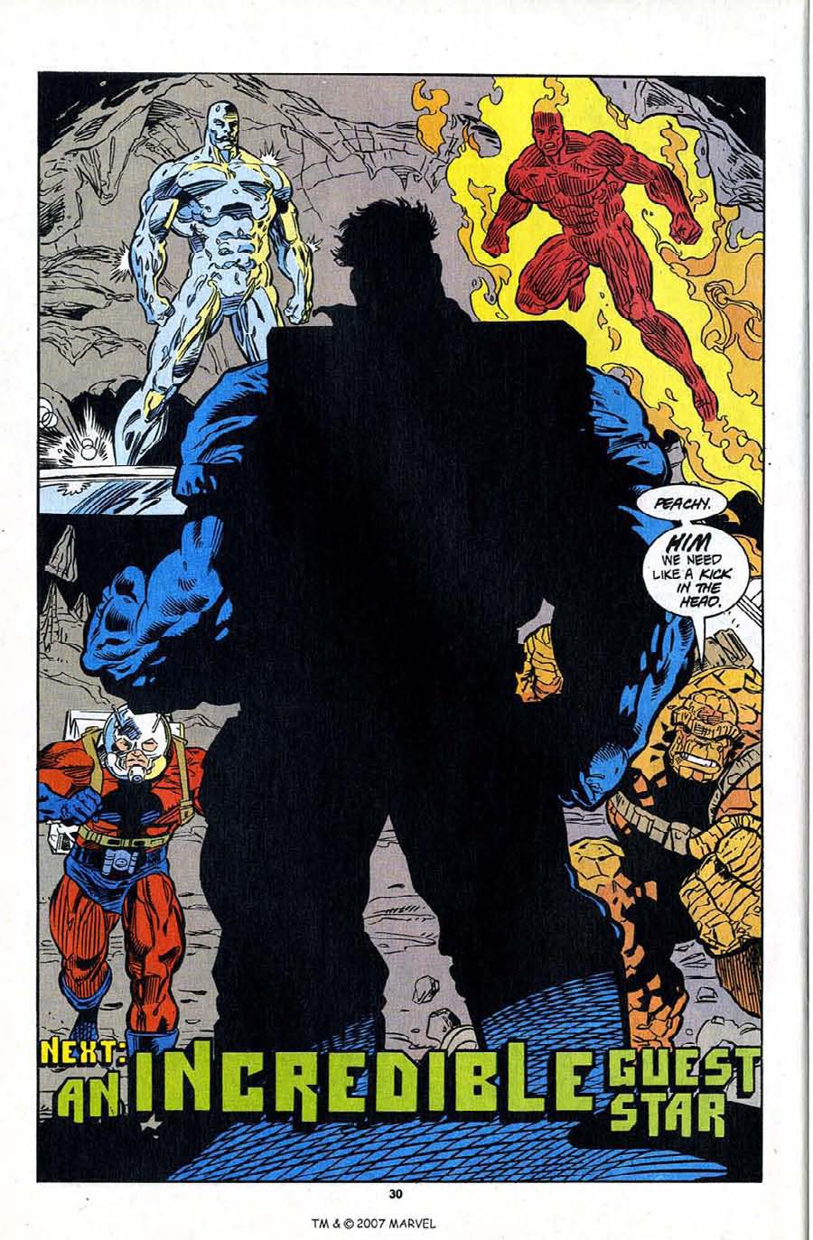 Read online Silver Surfer (1987) comic -  Issue #95 - 32