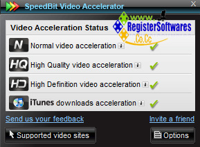speedbit video accelerator gratuit