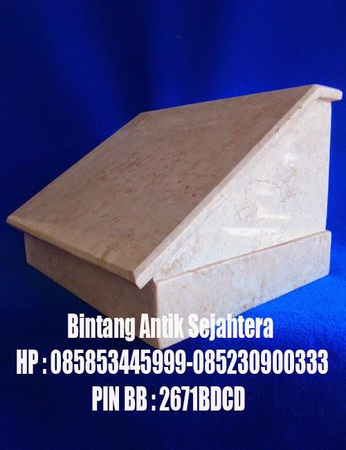 Batu Nisan Marmer kotak Murah