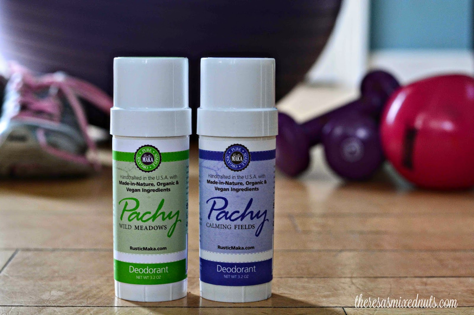 organic deodorant