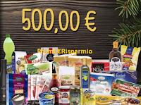 Logo Crea ''La Ricetta Vincente'' o esprimi il tuo voto: vinci gratis buoni spesa da 50€ fino a 500€