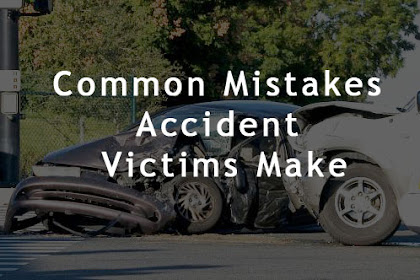 5 Mistakes that Victims of Traffic Accidents Make and How to Avoid Them