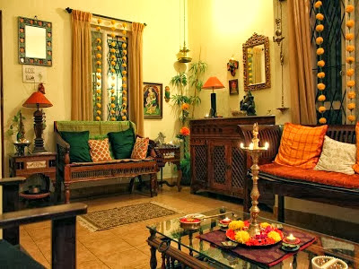 A Traditional Indian Home Of Shalu Prasad