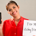Maine Mendoza with O+ Ultra Android Smartphone by O+ USA, Exclusive Studio Photos
