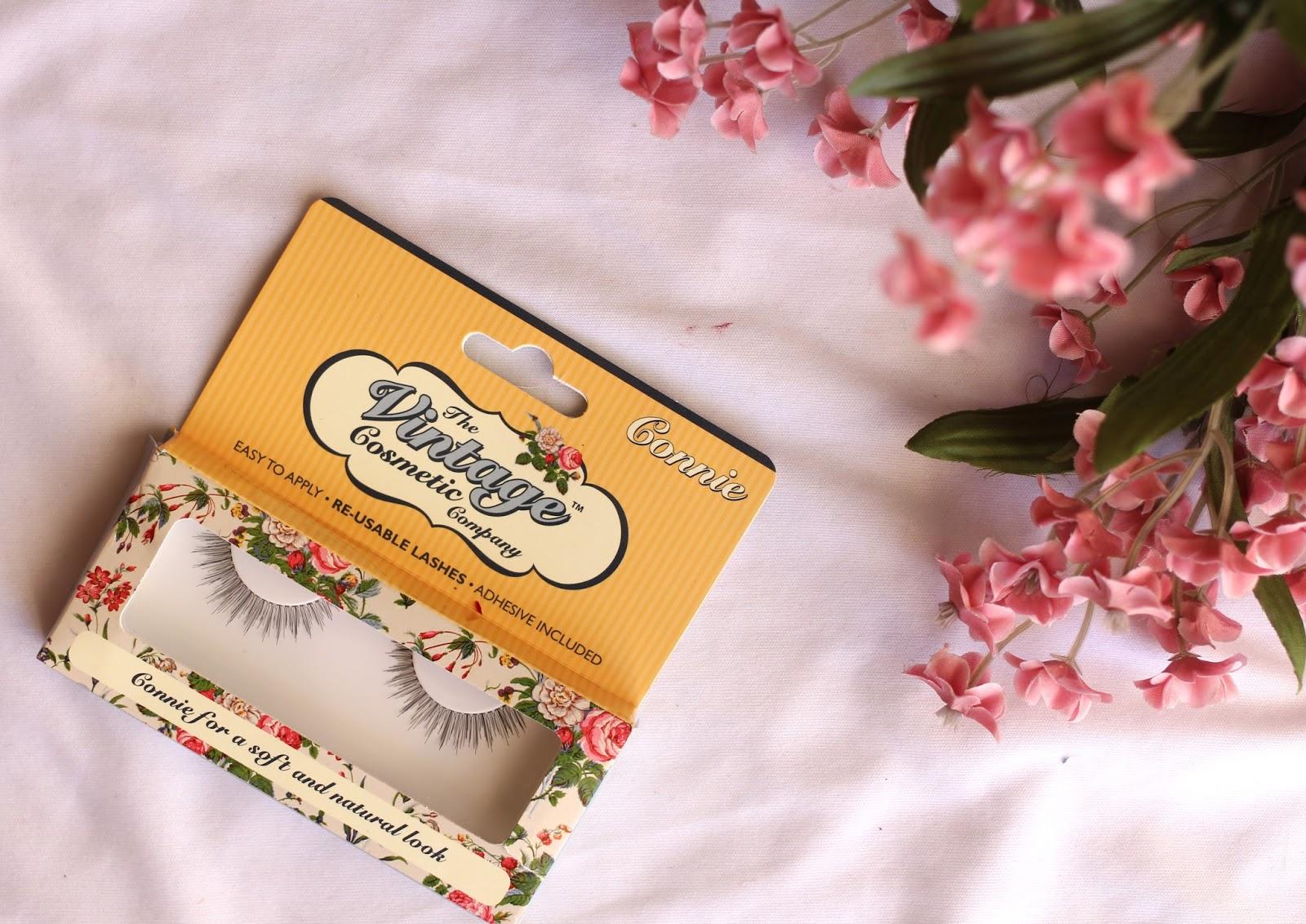 Vintage Cosmetics Connie Lashes