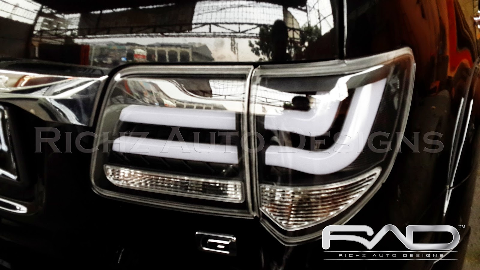 Headlamp Grand New Avanza Modifikasi All Yaris Trd Sportivo Richz Auto Designs: / Stoplamp Led