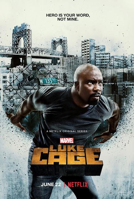 Marvel's Luke Cage season 2 poster