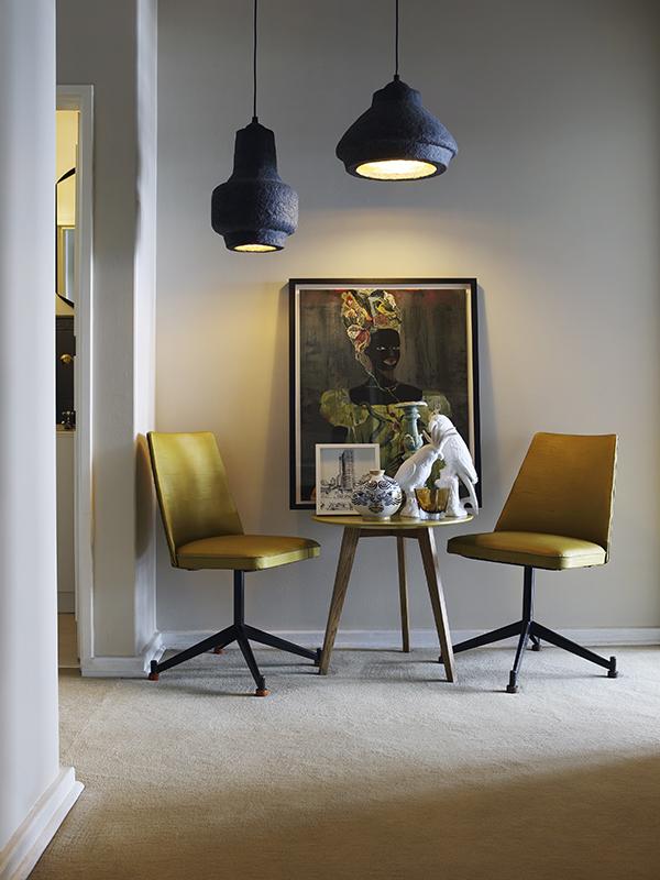 decorar con detalles en amarillo sillas amarillas chicanddeco
