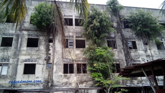 Tips Hartanah 11 - Haunted House