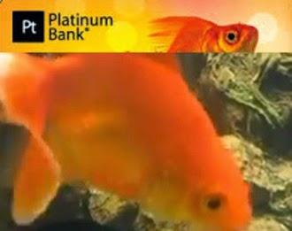 Кредитная карта золотая рыбка