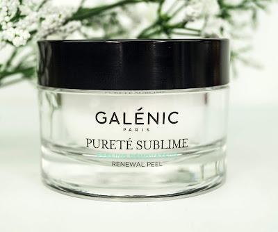 GALENIC: purete sublime renewal peel