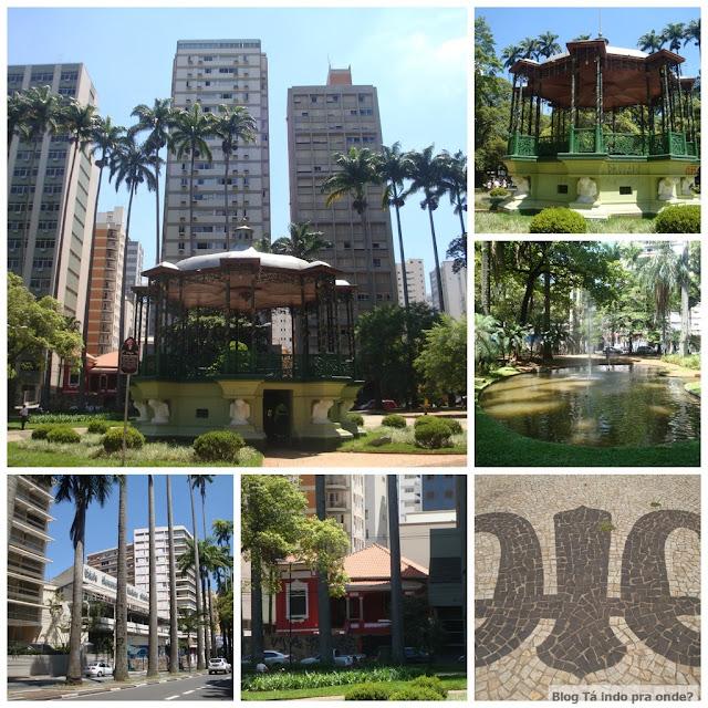 Onde se hospedar em Campinas-SP? bairro Cambuí