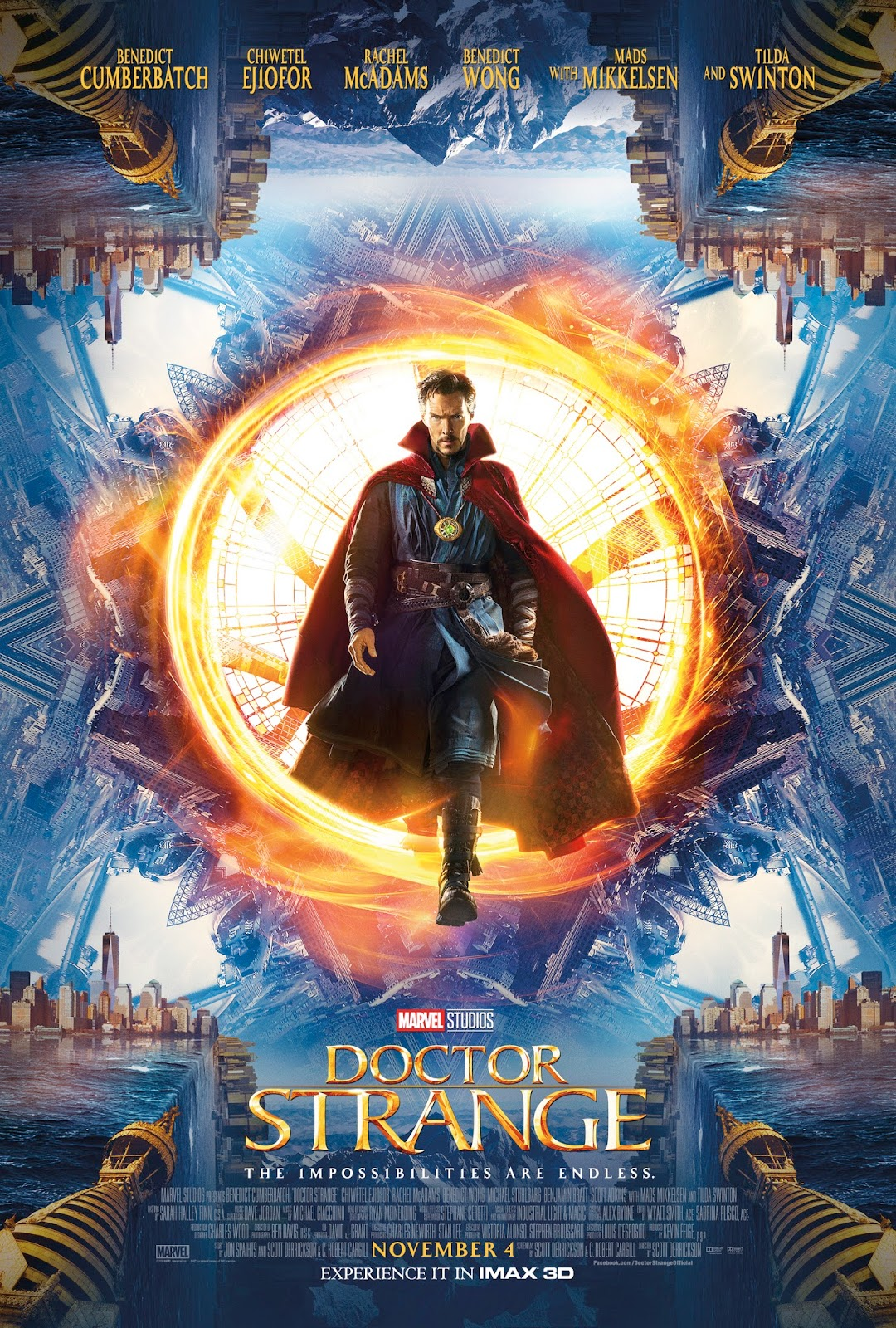 Review Filem Dr Strange Malay