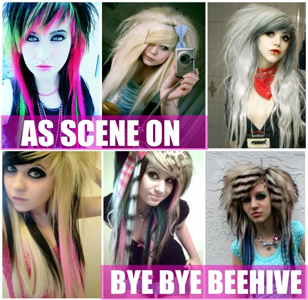 Bye Bye Beehive A Hairstyle Blog Scene Hair