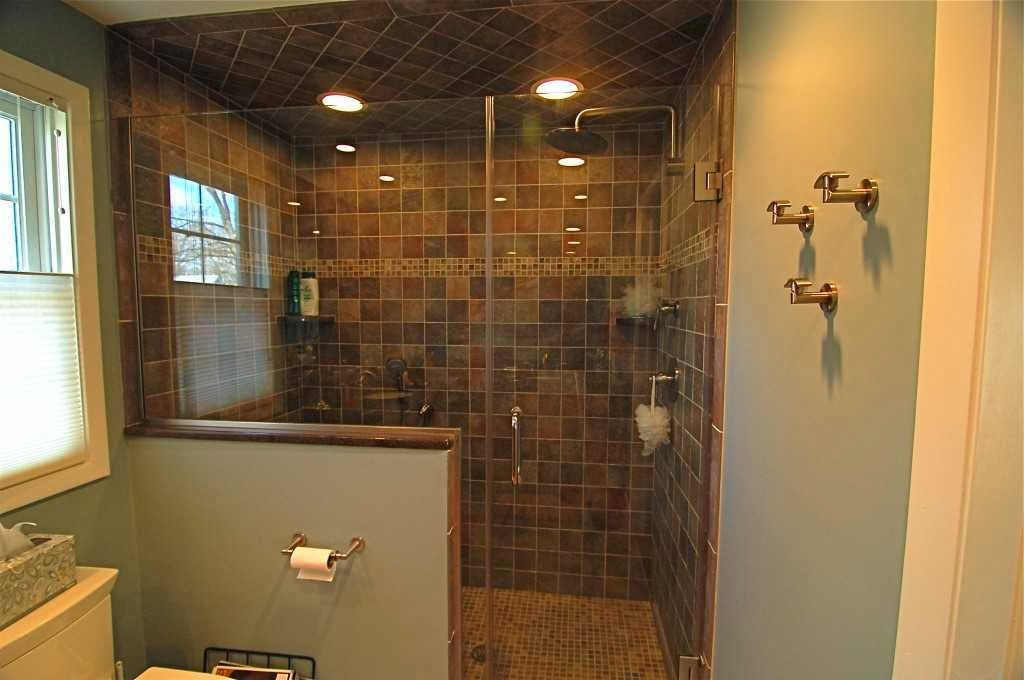 Bathroom Doors For Small Spaces picture