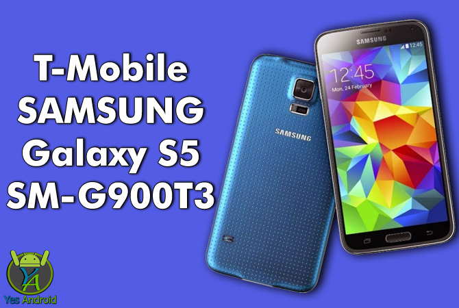 Download G900T3UVS3GPI1 Update for Galaxy S5 SM-G900T3