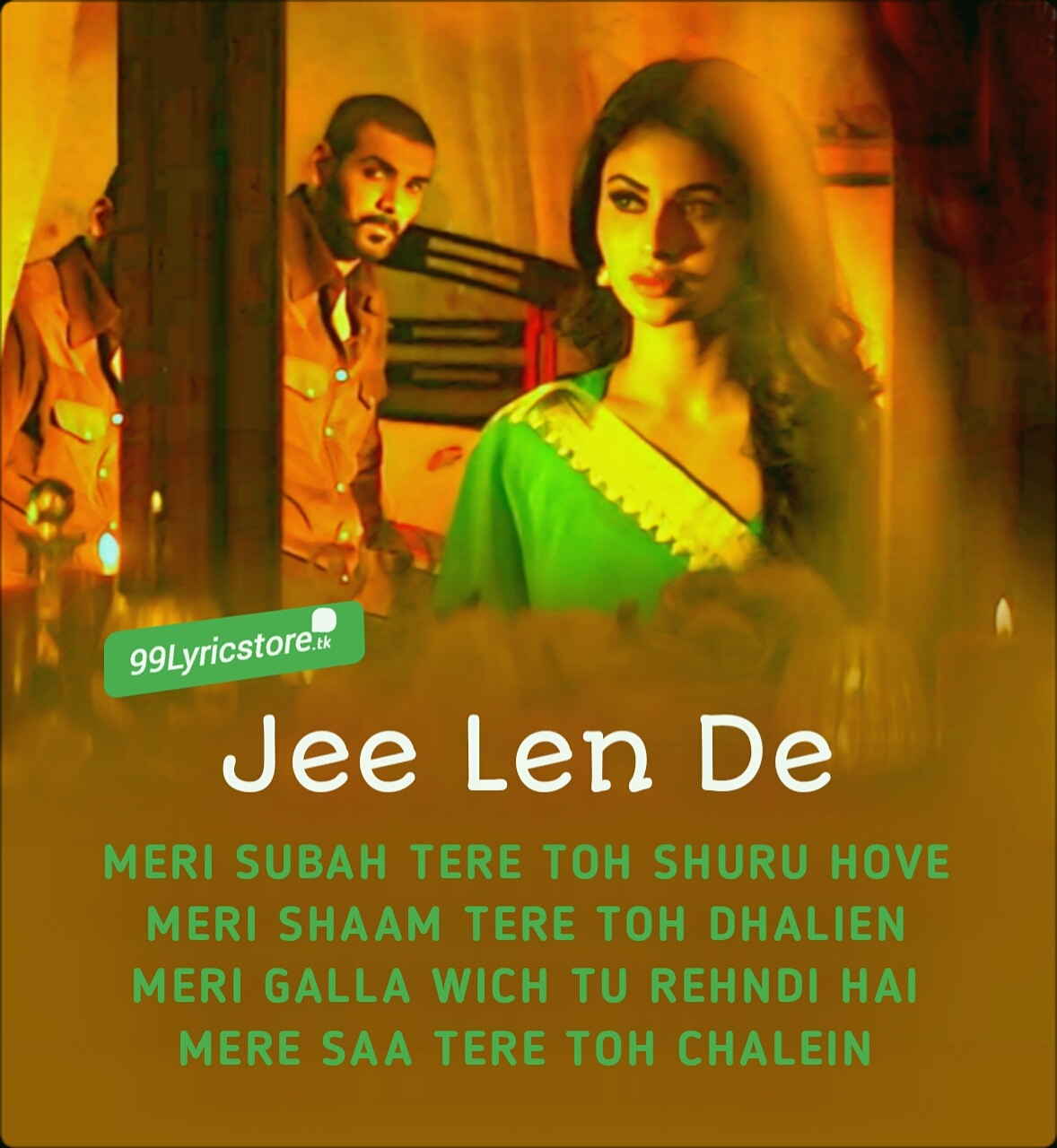 RAW Jee Len De Lyrics Mohit Chauhan John Abraham and Mouni Roy