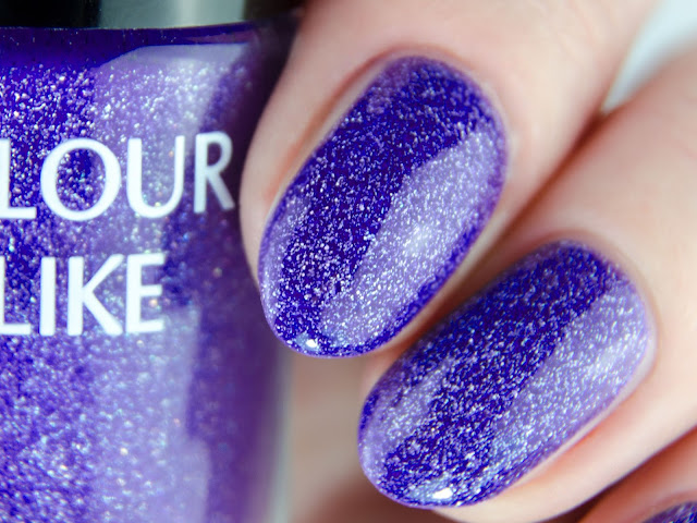 "Colour Alike ""Purple Swing"" swatch"
