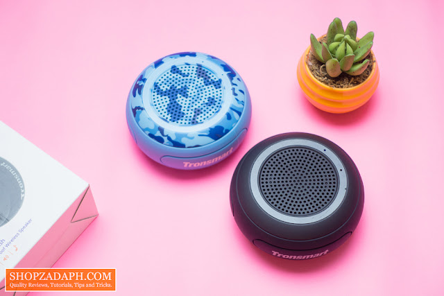 tronsmart element splash waterproof bluetooth speaker