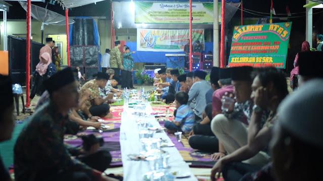Pengukuhan RT 11 Bogorejo, Warga Gelar Syukuran dan Doa Bersama