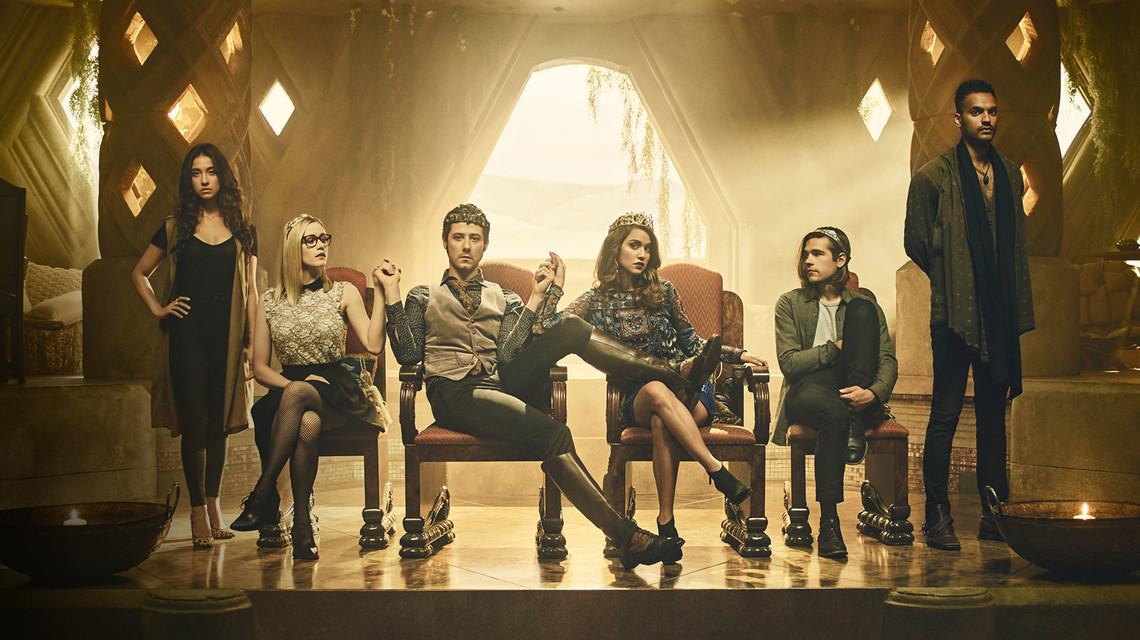 Ratings Review: THE MAGICIANS (Season Three)
