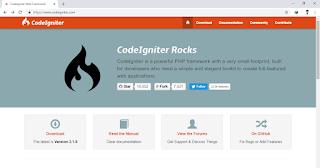 cara-install-codeigniter-untuk-pemula