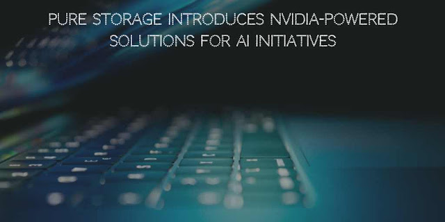 Pure Storage Introduces NVIDIA-Powered Solutions for AI Initiatives