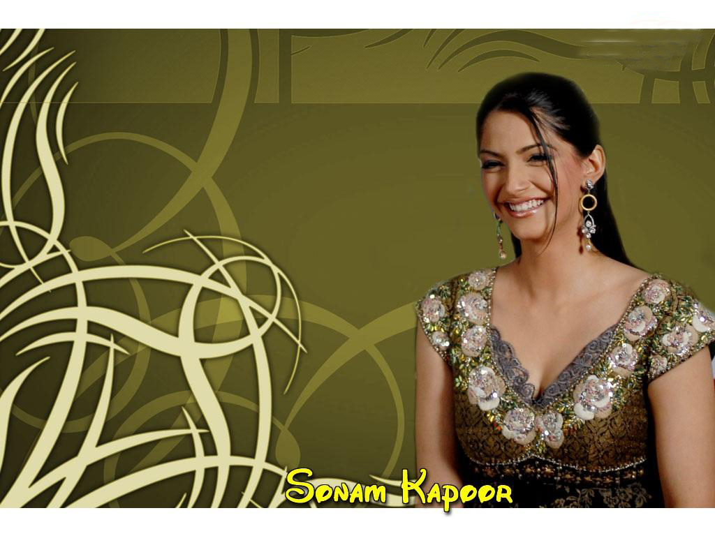 Bollywood Actress Sonam Kapoor Hot Photos Gallery-8214