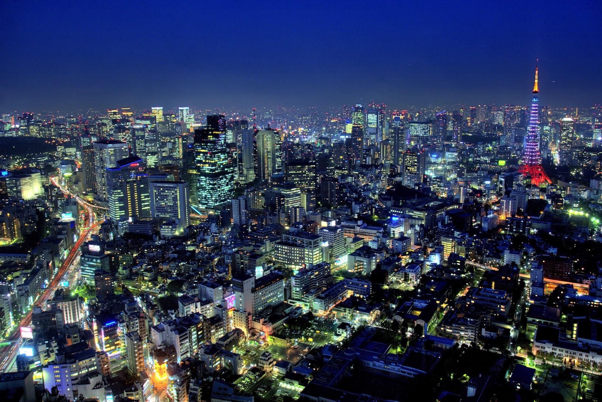 東京の壁紙 Hdrの高解像度pc壁紙まとめ Idea Web Tools 自動車とテクノロジーのニュースブログ