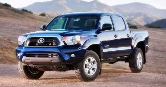 2016 Toyota Tacoma Diesel Uk