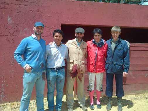 Pgv jos antonio valencia jr tent en la ganader a de - Jose antonio gavira ...