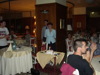 Aniversare Paula Chirosca la Sinaia 2003