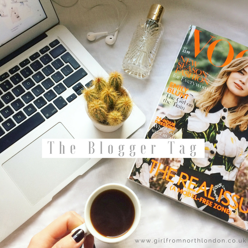 blog post, tag, lifestyle, fashion, flat lay, header image, vogue, macbook